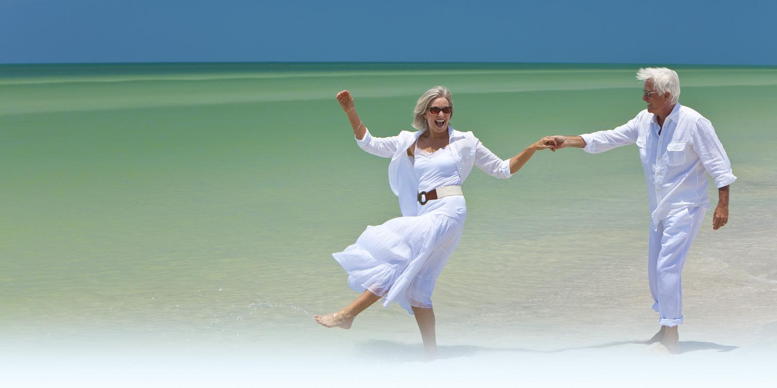 La retraite au soleil c'est le bien être assuré
